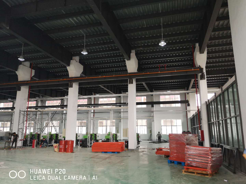 钢结构厂房降温